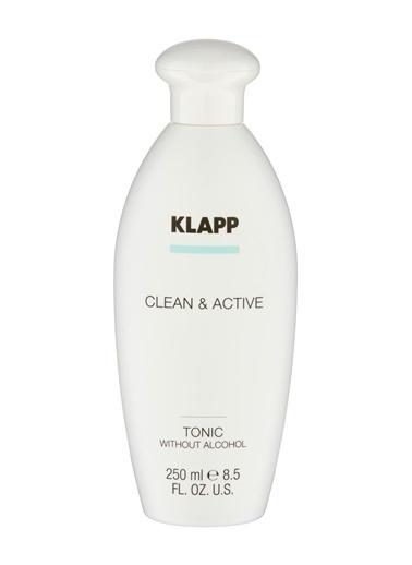 Clean&Active Tonic without Alcohol 250 Ml-Klapp